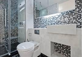 mosaic tile bathrooms with mosaic tile backsplashes blue mosaic