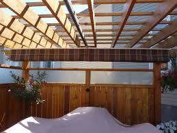 retractable shades balcony shade ottawa