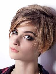 thin fine spiked hair womens short hairstyles for thin hair short hairstyles 2016