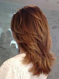 feather layered haircut 20 medium layered haircuts