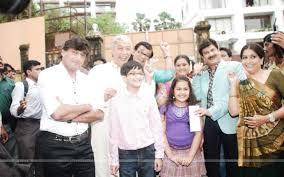 Khichidi Film Promotion Shah Rukh Khan House Mannat House Shahrukh