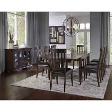 asheville 10 piece dining set