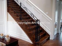 Wood Interior Handrails Interior U0026 Indoor Stair Iron Railings Handrails Designs