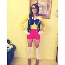 Disney Halloween Costumes Girls Homemade Pinocchio Costume Ideas Costumes