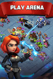 clash of 2 mod apk clash of zombies 2 atlantis apk mod free android