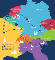 frankfurt on world map december european new years tour 2016 c the world