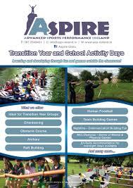 aspire advanced sports performance ireland personal training