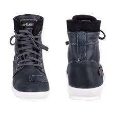 cheap motorbike shoes moto shoes w tec sneaker 377 navy blue insportline