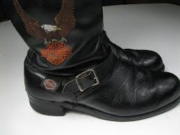 harley motorcycle boots chippewa harley davidson engineer blk leather motorcycle harness
