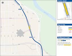 Metro Center Map by Va Medical Center Station Map Metro Transit