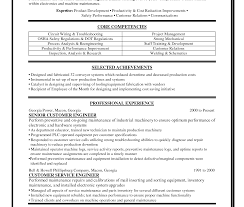 exles of resume for application maintenance resumer letter best industrial mechanic exles