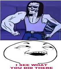 Regular Show Meme - death from regular show by rennado meme center