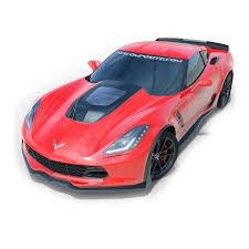 corvette stingray z06 c7 stingray grand sport u0026 z06 acs zero7 extractor carbon hood