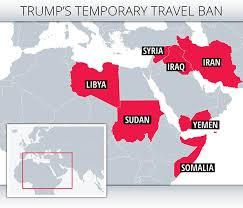 travel ban images What are the countries on the trump travel ban donald trump 39 s ban jpg