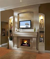 tv stand awesome 20 cozy corner fireplace ideas for your living