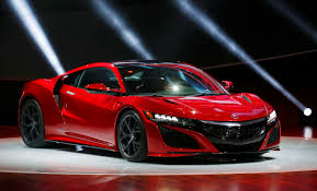 honda supercar 2015 detroit auto show finally acura u0027s nsx u0027human centered