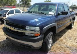 2002 chevrolet silverado 2500 hd crew cab pickup truck ite