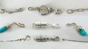 clasps necklace images Jewelry helpers chain and bead necklace extenders magnetic jpg