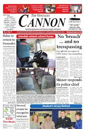gonzales cannon november 8 issue united states government