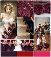 5 fall wedding colors fall wedding ideas