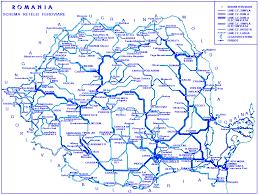 Map Of Romania Impressum