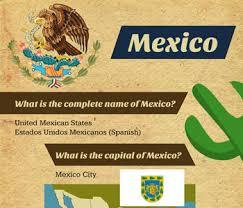 mexico facts datos de mexico facts about mexico