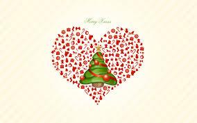 merry christmas xmas hd wallpaper