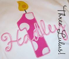 Personalized Birthday Candles Girls Personalized Birthday Candle Shirt Girls By Tiptopkidstees
