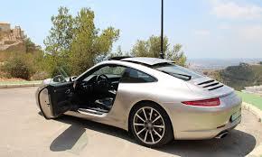 porsche carerra 911 porsche 911 pdk sun cars rent a car