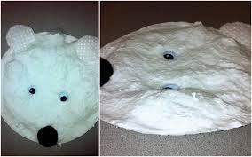 kid c r a f t 18 3d polar bear c r a f t