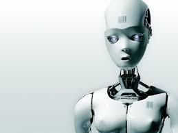 3d robot character hd wallpaper metal artificial intelligence