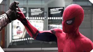captain america civil war spider man footage hd