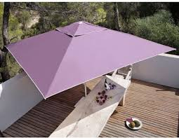 samara rectangular patio umbrella modern patio chicago by