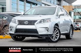 lexus es a vendre used 2015 lexus rx 350 touring package navigation camera one