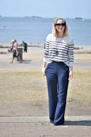 vancouver vogue transitioning to fall fashion nautical style