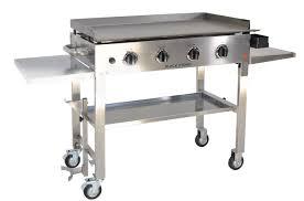 blackstone 36 u0027 u0027 stainless steel outdoor griddle stainless steel