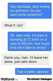 Funny Texting Jokes - funny stop texting my girlfriend joke pmslweb