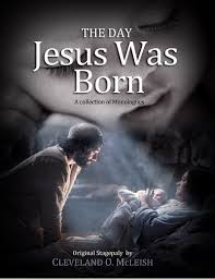 the day jesus was born the of a christian playwright