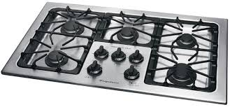 Gas Stainless Steel Cooktop Stainless Steel Kitchen Appliances