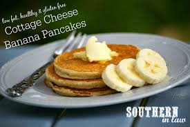 Cottage Cheese Recepies by Southern In Law Recipe Healthy Cottage Cheese Banana Pancakes