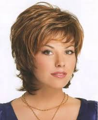 haircuts for women over 50 with thick hair short haircut for thick hair and round face hairstyle ideas in 2018