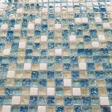 colorful glass tile backsplash blue tile idea slate and glass backsplash glass tile backsplash