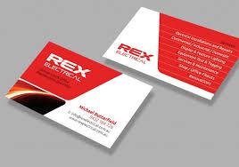 electrical business cards electrical business card psd free