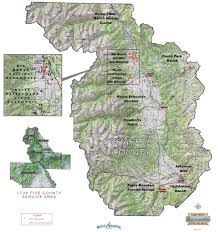 Salida Colorado Map by Central Colorado Conservancy Protecting The Lands And Waters