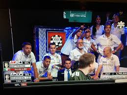 wsop final table the nine wsop 2015 november nine day one reveals an evening of tanking and