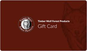egift card timber wolf forest egift cards timber wolf forest products