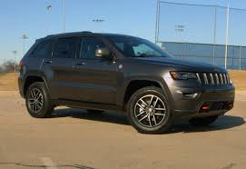 jeep trailhawk 2017 jeep grand cherokee trailhawk test drive