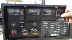 30 kw standby generator set kohler natural gas 120 240v 3 phase