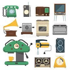 equipement electrique cuisine les rétros appareils électroménagers de vintage dirigent l