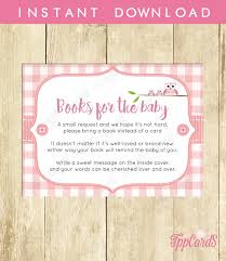 pink owl baby shower invitations advice for parents to be mom to be words of wisdom baby shower